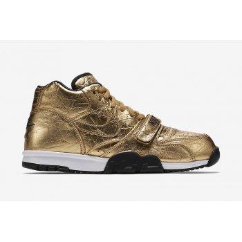 kengät Matalavartiset tennarit Nike Air Trainer 1 Super Bowl Metallic Gold/Metallic Gold-Black