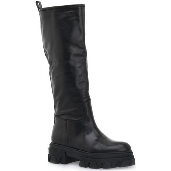 kengät Naiset Saappaat Priv Lab VITELLO NERO Nero