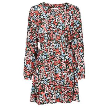 vaatteet Naiset Lyhyt mekko Only ONLTAMARA Punainen / Musta