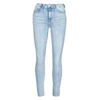 vaatteet Naiset Slim-farkut Only ONLPAOLA Sininen / Clear