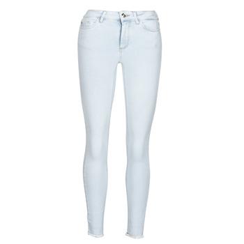 vaatteet Naiset Slim-farkut Only ONLBLUSH Sininen / Clair