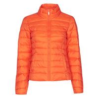 vaatteet Naiset Toppatakki Only ONLNEWTAHOE Oranssi