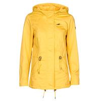 vaatteet Naiset Parkatakki Only ONLLORCA Yellow