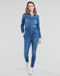 vaatteet Naiset Jumpsuits / Haalarit Only ONLCALLI Sininen