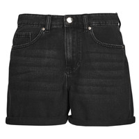 vaatteet Naiset Shortsit / Bermuda-shortsit Only ONLPHINE Musta