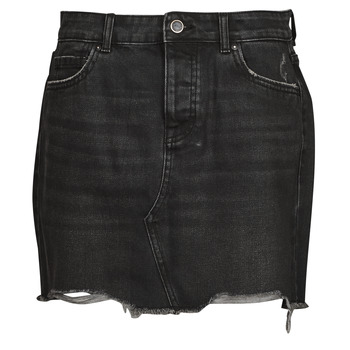 vaatteet Naiset Hame Only ONLSKY Musta