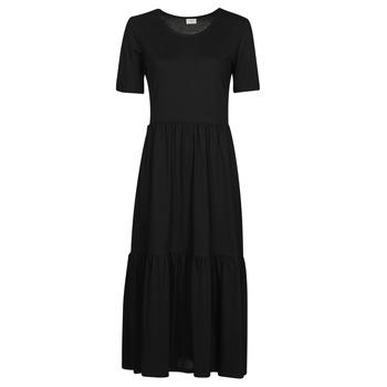 vaatteet Naiset Pitkä mekko JDY JDYDALILA FROSTY Musta