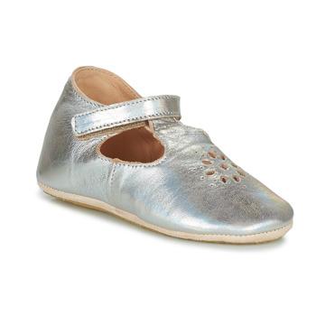 kengät Lapset Tossut Easy Peasy LILLYP Harmaa