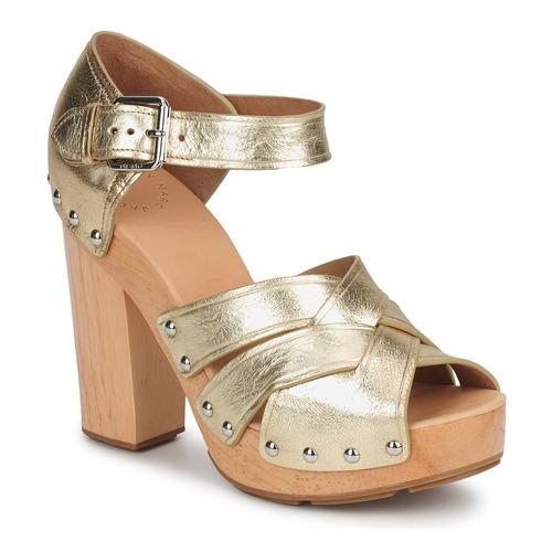 kengät Naiset Sandaalit ja avokkaat Marc by Marc Jacobs VENTA Kulta