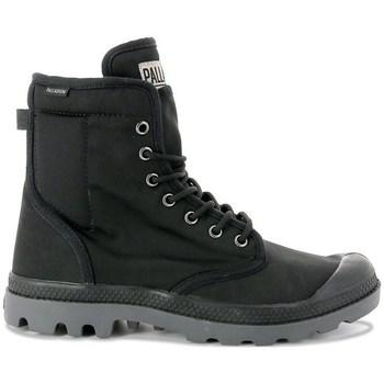 kengät Naiset Korkeavartiset tennarit Palladium Manufacture Pampa Solid Ranger Harmaat