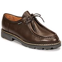 kengät Miehet Derby-kengät Pellet Macho Ruskea