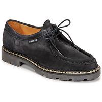 kengät Miehet Derby-kengät Pellet Macho Sininen