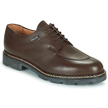 kengät Miehet Derby-kengät & Herrainkengät Pellet Montario Ruskea