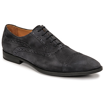kengät Miehet Derby-kengät & Herrainkengät Pellet ALEX Sininen