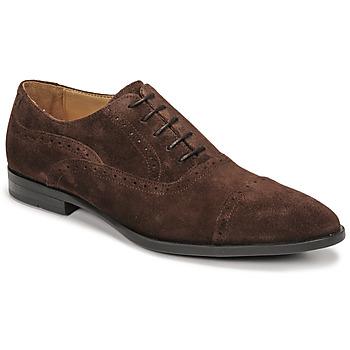 kengät Miehet Derby-kengät & Herrainkengät Pellet ALEX Ruskea