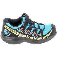 kengät Matalavartiset tennarit Salomon Xa Pro 3D CSWP C Bleu Noir Sininen