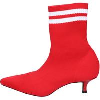 kengät Naiset Nilkkurit Olga Rubini BJ427 Punainen