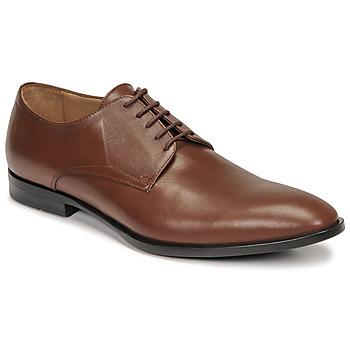 kengät Miehet Derby-kengät & Herrainkengät Pellet Alibi Ruskea