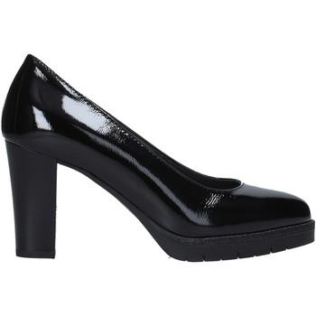 kengät Naiset Korkokengät IgI&CO 6191300 Musta