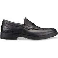 kengät Miehet Mokkasiinit Docksteps DSM101601 Musta