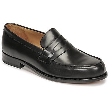 kengät Miehet Mokkasiinit Pellet Colbert Musta