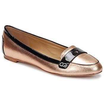 kengät Naiset Mokkasiinit C.Petula STARLOAFER Pink