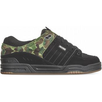 kengät Miehet Skeittikengät Globe Fusion Musta