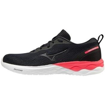 kengät Naiset Matalavartiset tennarit Mizuno Wave Revolt Valkoiset, Mustat, Punainen