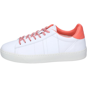 kengät Naiset Matalavartiset tennarit Woolrich BJ473 Valkoinen