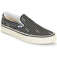 kengät Naiset Matalavartiset tennarit Vans UA CLASSIC SLIP ON 9 Musta