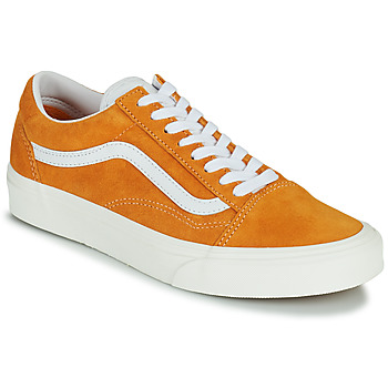 kengät Naiset Matalavartiset tennarit Vans UA OLD SKOOL Oranssi