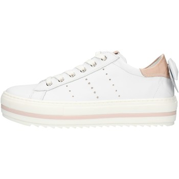 kengät Tytöt Matalavartiset tennarit NeroGiardini E031570F White
