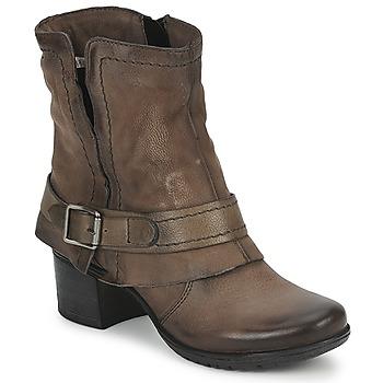 kengät Naiset Nilkkurit Mjus MADRIAL Taupe