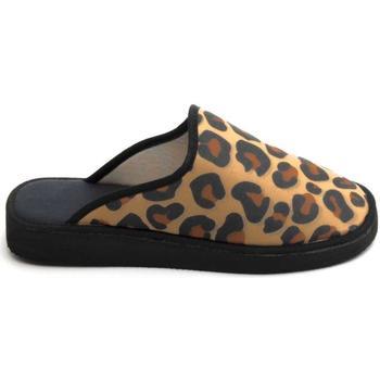kengät Lapset Tossut Northome 69513 BROWN
