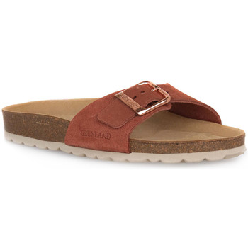 kengät Naiset Sandaalit Grunland MATTONE 70SARA Marrone