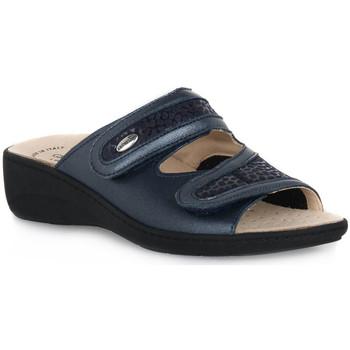 kengät Naiset Sandaalit Grunland BLU 68ESTA Blu