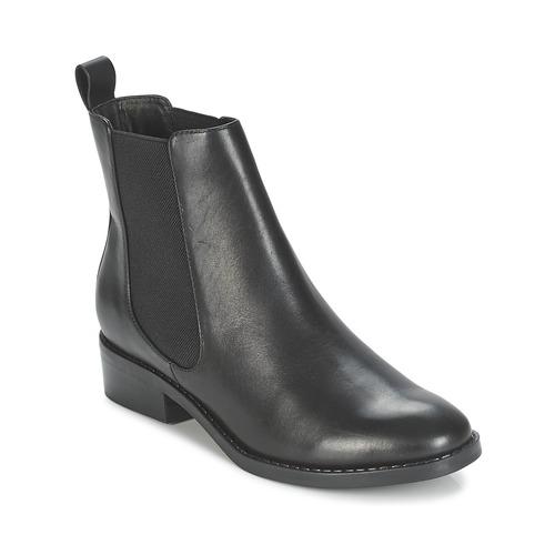 kengät Naiset Bootsit Aldo CYDNEE Black