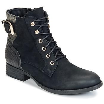kengät Naiset Bootsit Aldo SAYDDA Black