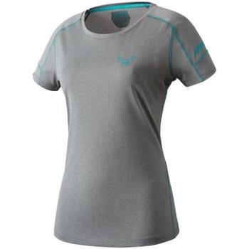 vaatteet Naiset Lyhythihainen t-paita Dynafit Transalper W SS Tee Harmaat