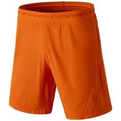 vaatteet Miehet Caprihousut Dynafit React 2 Dst M Oranssin väriset