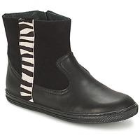 kengät Tytöt Bootsit Citrouille et Compagnie ELLIA Musta