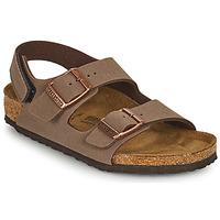 kengät Pojat Sandaalit ja avokkaat Birkenstock MILANO HL Ruskea