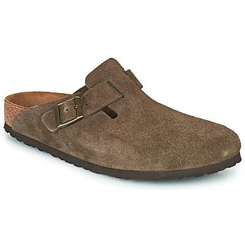 kengät Puukengät Birkenstock BOSTON Ruskea