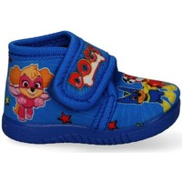 kengät Pojat Tossut Luna Collection 53391 blue