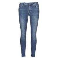 vaatteet Naiset Slim-farkut Only ONLBLUSH Sininen / Fonce