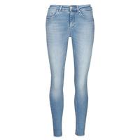 vaatteet Naiset Slim-farkut Only ONLBLUSH Sininen / Clear