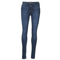 vaatteet Naiset Slim-farkut Only ONLPAOLA Sininen / Fonce