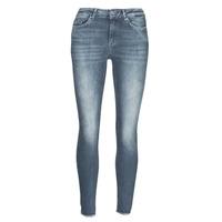 vaatteet Naiset Slim-farkut Only ONLBLUSH Sininen / Harmaa