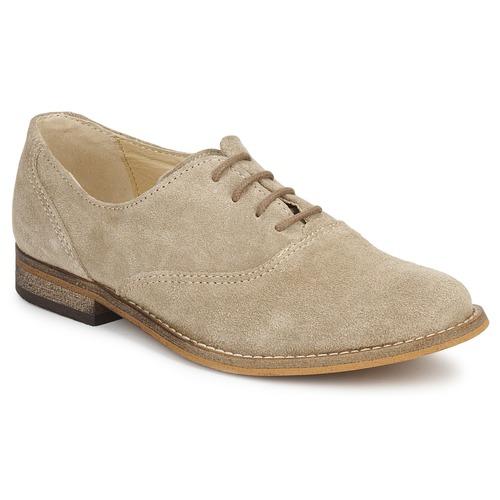 kengät Tytöt Herrainkengät Citrouille et Compagnie MOUTUNE Beige