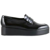 kengät Naiset Mokkasiinit Högl Modesty Schwarz Flats Musta